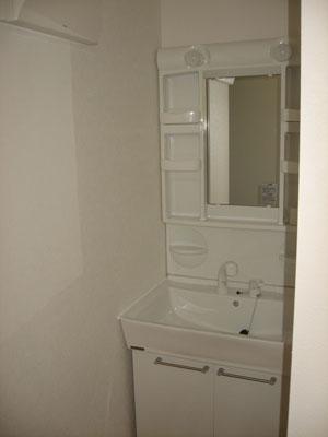 サンブライトクリタニ 洗面化粧台